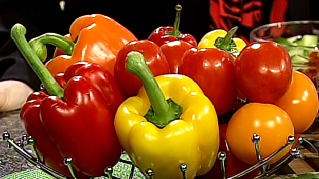 CTV Kitchener: Cooking with vegetables