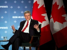 Stephen Harper backs Habs