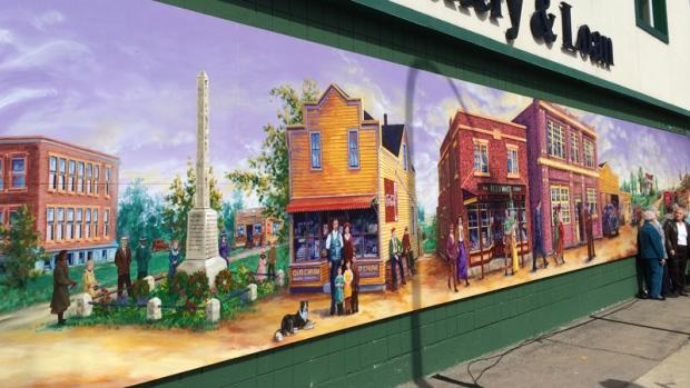 Beverly Mural