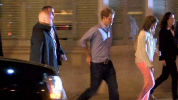 Prince Harry in Memphis, Tenn.