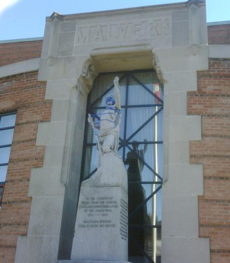 Toronto school war memorial vandalized again