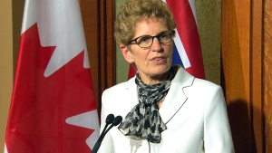 CTV News Channel: Wynne on the Liberal plan