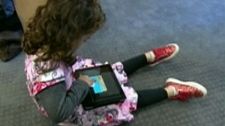 Kids and iPads