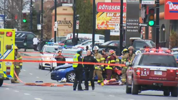 Two Pedestrians Killed In East End Ctv News