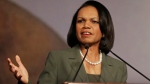 Former Secretary of State Condoleezza Rice speaks at the California Republican Party 2014 Spring Convention in Burlingame, Calif., on March 15, 2014. (AP / Ben Margot)
