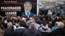 Protestant leader blasts Sinn Fein