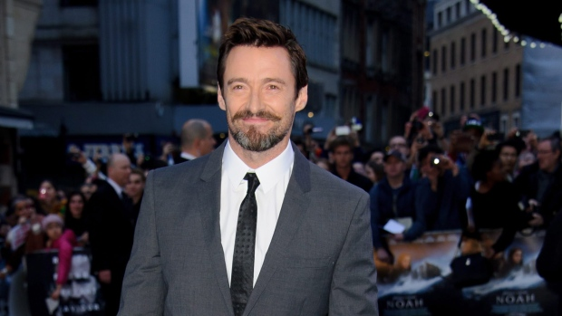 Hugh Jackman was scared of the dark