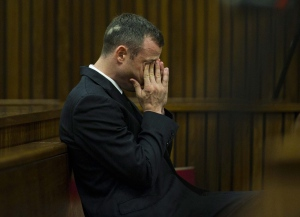 Oscar Pistorius murder trial - DE