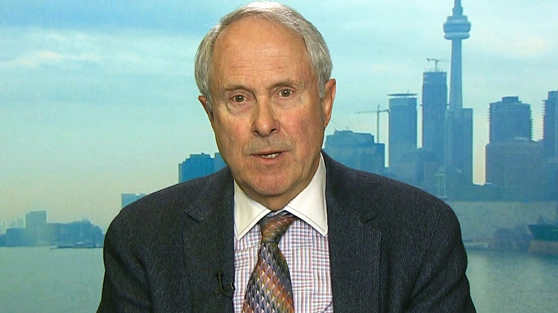 Tom Flanagan on CTV's Question Period, Sunday, May 4, 2014.