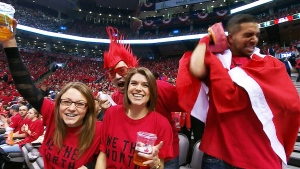 CTV National News: Raptors defeated in Game 7