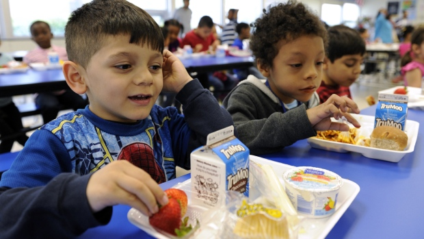 After Mixed Success In Healthier School Lunches And