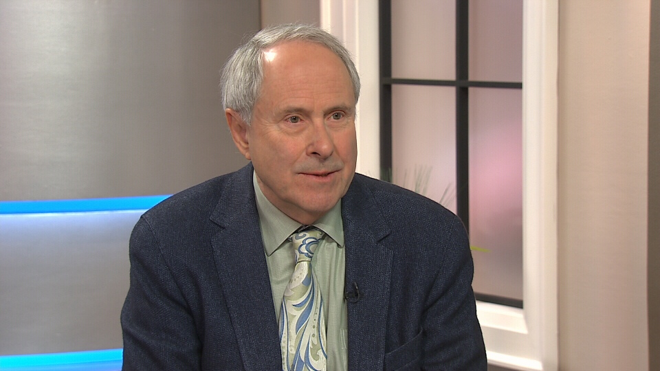 Author Tom Flanagan speaks to CTV's Canada AM, Monday, May 5, 2014.