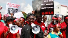 Nigeria protest kidnapping