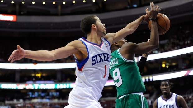 4507d6bdeb80 76ers guard Michael Carter-Williams wins NBA s Rookie of the Year ...