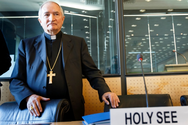 UN Vatican report