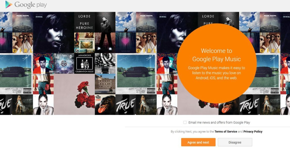 Google launched a new music streaming service available to Canadians on Monday, May 5, 2014.