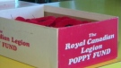 Royal Canadian Legion poppy boxes have been the target in a number of thefts across the GTA.