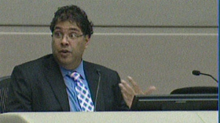 Mayor Naheed Nenshi