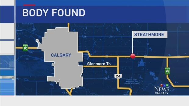 CTV Calgary: Man found dead in Strathmore | CTV News