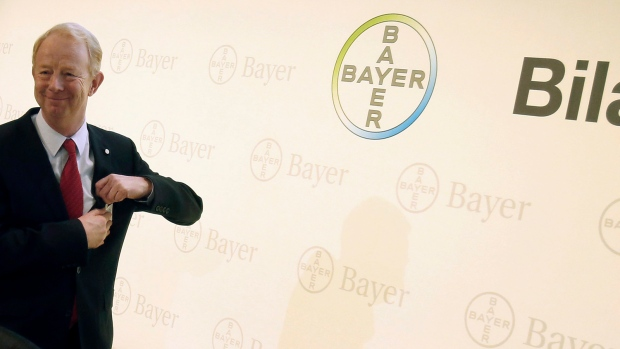 Bayer to buy Merck & Co business