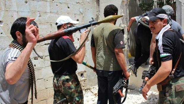 Al Qaeda leader killed in Syria bombing