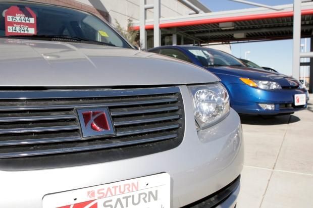 GM recalls Saturn Auras