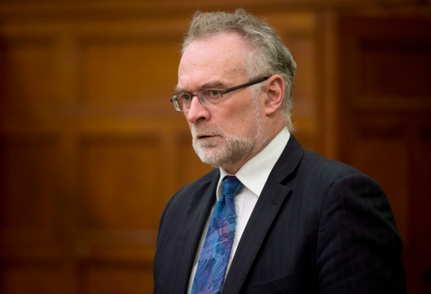 Auditor General Michael Ferguson appears in Ottawa