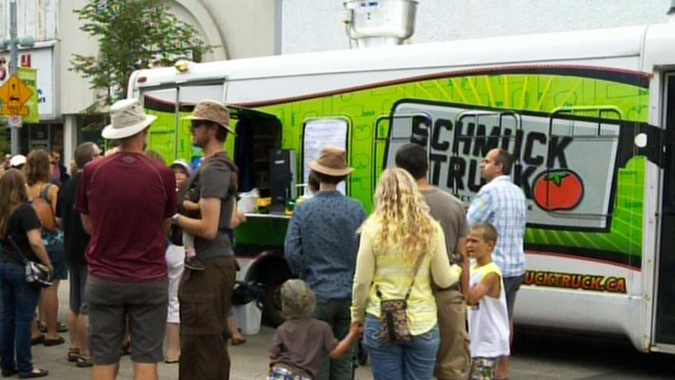 Kitchener Waterloo Food Trucks