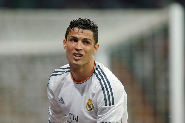 Cristiano Ronaldo wins AP weekly poll