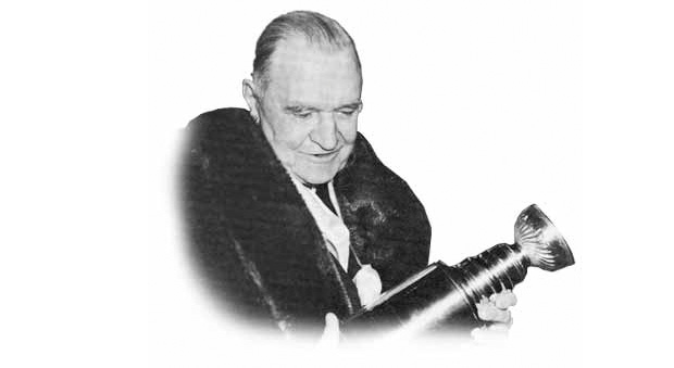 J. Ambrose O'Brien is the founding owner of the Montreal Canadiens and set the foundation for the creation of the NHL.