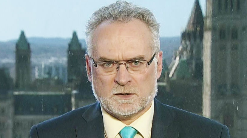 Auditor General Michael Ferguson appears on CTV's Power Play on Tuesday, May 6, 2014.
