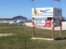 Kincardine airport