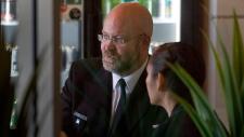 Lt. Derek De Jong in Halifax