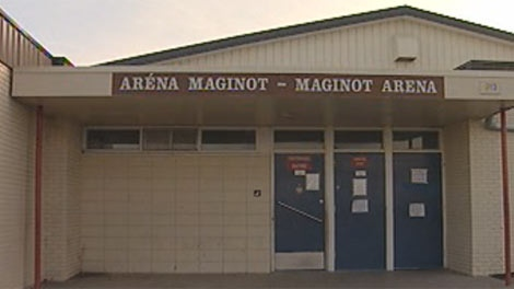 The Maginot Arena, located at 910 Maginot Street, will be closed for the rest of 2011, said officials with the City of Winnipeg.