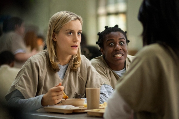 Orange is the New Black' inmates discuss prison life on this