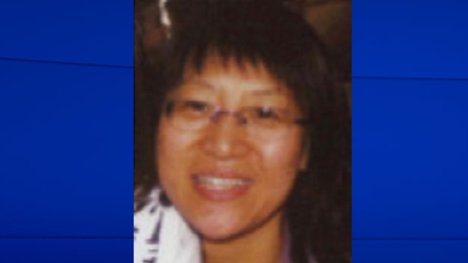 Jian Ping Li ,42, and her six-month-old son were reported missing on April 30, 2014. (Police handout)