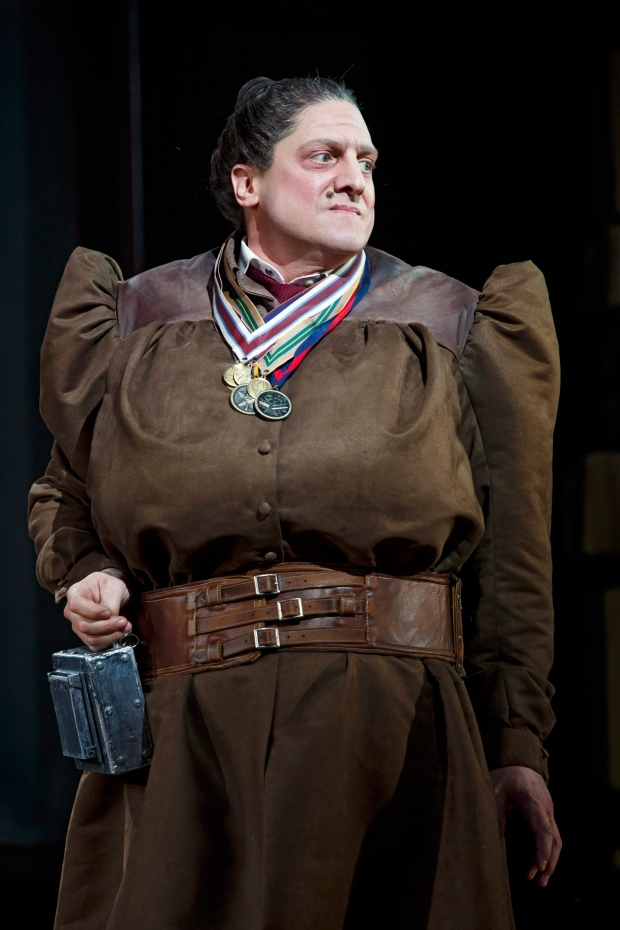 Christopher Sieber as Miss Trunchbull