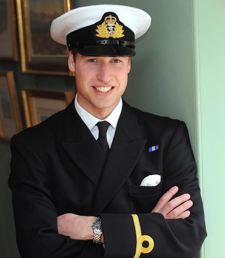 Report: Prince William to be deployed to Falklands