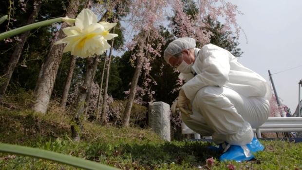 Fukushima worker suing plant