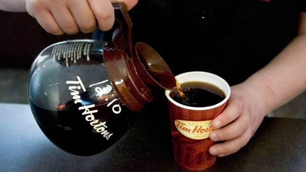 Tim Hortons Opts For Upscale Makeover Ctv News