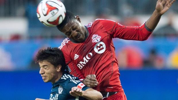 Toronto FC defender Doneil Henry