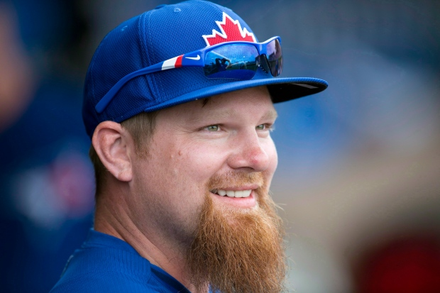 Toronto Blue Jays' Adam Lind