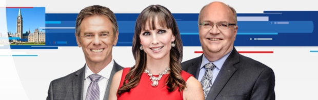 CTV Ottawa News at Noon Team