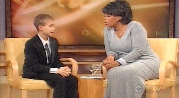 Ryan Hreljac on Oprah