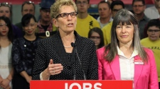 Wynne defends jobs plan