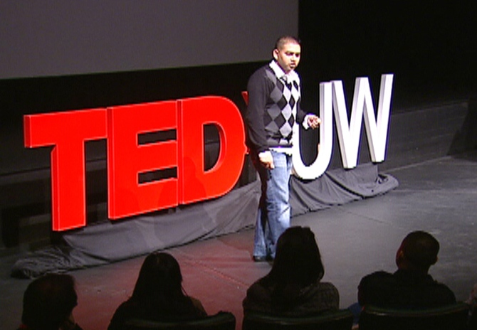 TEDx UW on Campus