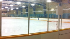 A 17-year-old hockey player was given emergency surgery Saturday after he was hit in the neck by a puck at the Clareview Arena. November 12, 2011