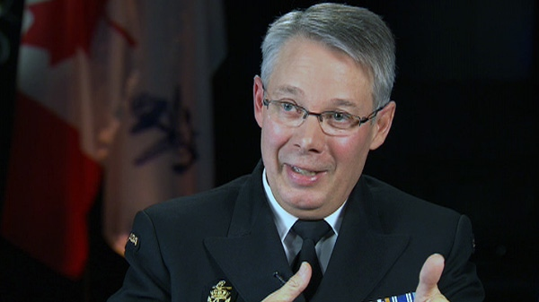 Vice Admiral Paul Maddison says Canada will need submarines in order to defend against piracy, illegal activity, and regional conflicts.