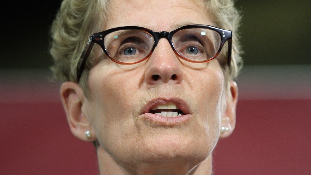 Wynne takes break from campaigning