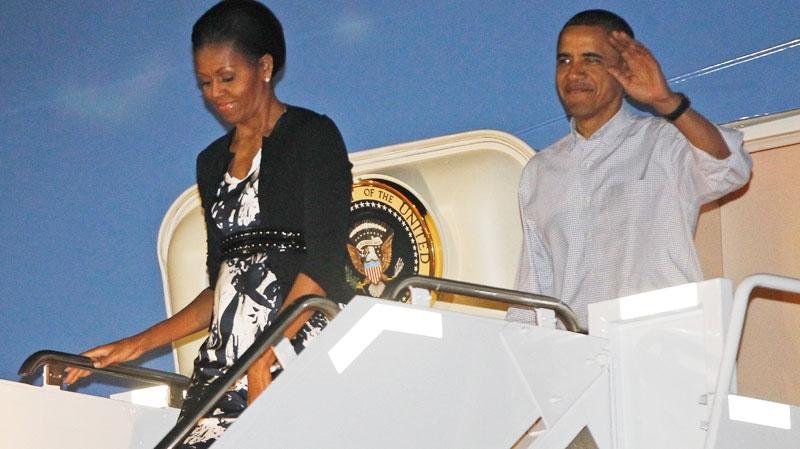 Hawaii summit, Barack Obama